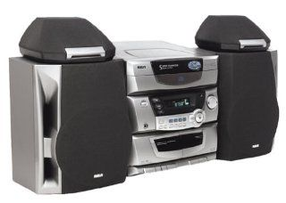 RCA RS1289 Compact Stereo System (Discontinued by Manufacturer) Electronics