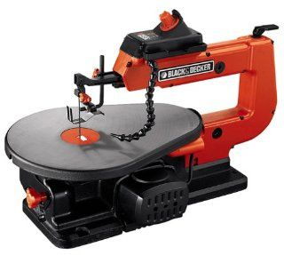Black & Decker BT4000 16 Inch Variable Speed Scroll Saw   Power Table Saws