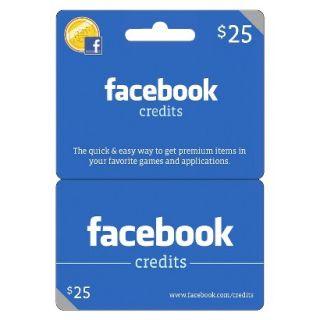Facebook $25