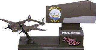Corgi P38 Noah's Ark   Nose Art Model Airplane: Toys & Games