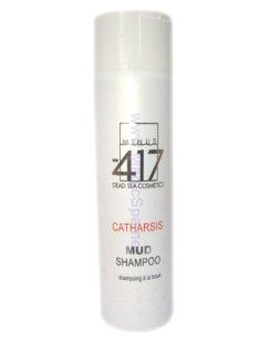 Minus 417 Dead Sea Cosmetics Catharsis   Mud Shampoo  Hair Shampoos  Beauty