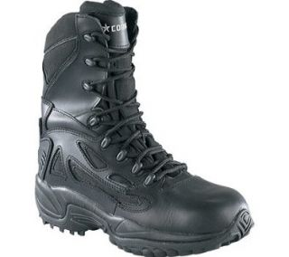 Converse Boots Men Waterproof Insulated SWAT Zipper Boots 8878   Black   9W Shoes