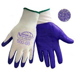 Global Glove 500NFT Tsunami Grip� New Foam Technology Nitrile Finish Knit Wrist Glove. Small. 12/Pair/Pkg Work Gloves Industrial & Scientific