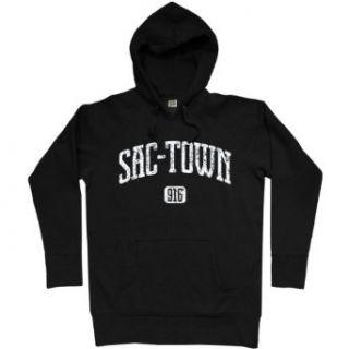 Sac Town 916 Sacramento Men's Hoodie by Smash Vintage Clothing