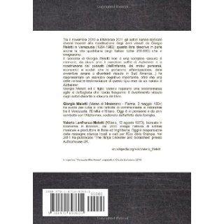 Italiani in Venezuela (Italian Edition): Valerio Lanfranco Meletti, Giorgio Meletti: 9781471693601: Books