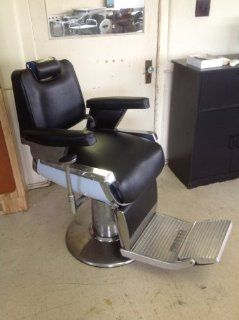 Belmont 901 Hand Pump Barber Chair