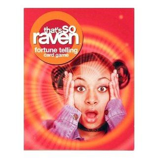 That's So Raven Fortune Telling Card Game: Toys & Games
