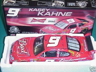 2008 Kasey Kahne #9 Budweiser Bud Allstate 1/24 Action Car of Tomorrow COT Rear Wing Front Splitter Hood Opens, Trunk Opens HOTO Limited Edition Action Racing Collectables ARC Toys & Games