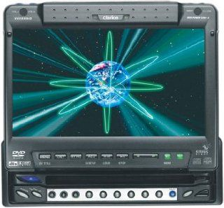 "Clarion ProAudio VRX935VD DVD/CD/MP3 Receiver with 7"" Color LCD Monitor : Vehicle Video Cd Players : Electronics"