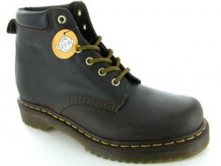 $110 Dr. Doc Martens 939 Aztec Men Brown Boots Shoes 14: Shoes