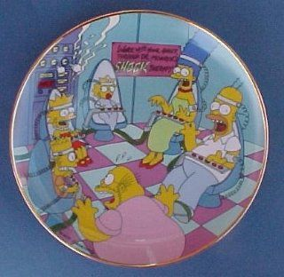 Simpsons Family Therapy Collector Plate  Other Products