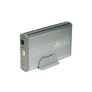Sabrent ECS U35S Ultra Slim USB 2.0 3.5 inch IDE/PATA Hard Drive Enclosure (Silver) Electronics