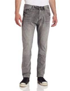 Calvin Klein Jeans Men's Tapered Jean in Grey, Grey, 34x32 at  Men�s Clothing store: