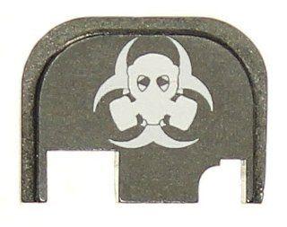 Rear Slide Cover Plate for Glock Pistols Biohazard Quarantine : Gun Barrels And Accessories : Sports & Outdoors