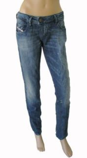 Diesel Womens 'Nevy 008SV' Jean Pants at  Women�s Clothing store: