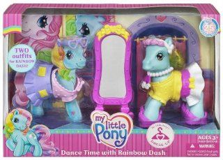 My Little Pony� Dance Time with Rainbow Dash: Toys & Games