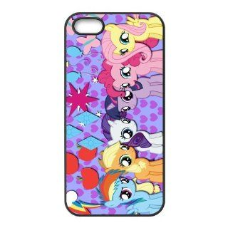 Personalized My Little Pony Rainbow Dash Hard Case for Apple iphone 5/5s case AA968: Cell Phones & Accessories