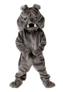ALINCO Bulldog Mascot Costume: Clothing