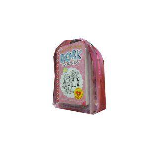 Dork Diaries Collection Rachel Renee Russell 4 Books Box Set Pack (Dork Diaries, Pop Star, Party Time, 3 �  How to Dork Your Diary) Rachel Renee Russell Books