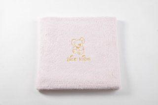 Dele Cute Koala Towel Quilt Baby Blanket ,Newborn Baby Bamboo Fiber Blanket ,Air conditioning Blanket (pink)  Nursery Blankets  Baby