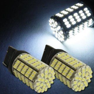 Orion Technology White 7440/7443 T20 990 991 127 SMD LED Bulbs For Car Turn Signal, Parking, Backup Lights Automotive
