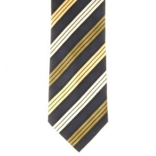 Colours by Alexander Julian Mens Stripes 100% Silk Neck Tie at  Men�s Clothing store