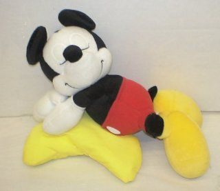 "Disney Bedtime Mickey Mouse 12"" Plush Doll Toys & Games"