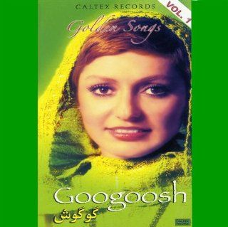 "Golden Songs of Googoosh, Volume 1 ""4 CD Pack"" [Box Set]: Music"