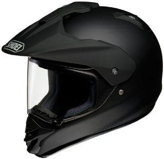 Shoei Hornet DS Dual Sport Motorcycle Helmet Matte Black XXS Automotive
