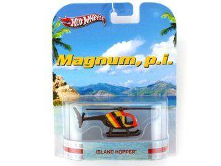 Magnum p.i. Island Hopper 1/64 (996E) Toys & Games