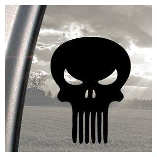 The Punisher Black Decal Car Truck Bumper Window Sticker