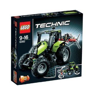 LEGO Technic Tractor: Toys & Games