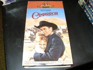 Cimarron [VHS]: Glenn Ford, Maria Schell, Anne Baxter, Arthur O'Connell, Russ Tamblyn, Mercedes McCambridge, Vic Morrow, Robert Keith, Charles McGraw, Harry Morgan, David Opatoshu, Aline MacMahon, Robert Surtees, Anthony Mann, Charles Walters, John D.