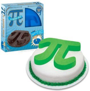 PI 3.14 Baking Jello Mold: Kitchen & Dining