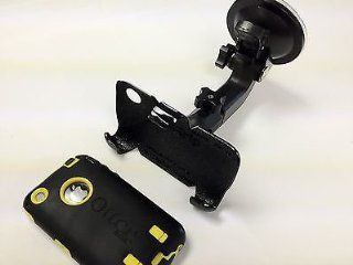 SlipGrip Car Mount / Holder For iPhone 3G 3GS Using OtterBox Defender Case HV  Gps Vehicle Mounts  Sports & Outdoors