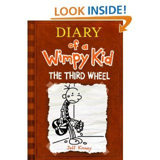 The Third Wheel (Diary of a Wimpy Kid, Book 7)   Kindle edition by Jeff Kinney. Children Kindle eBooks @ .