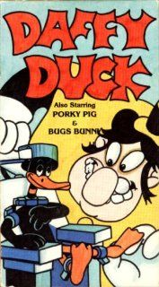 Daffy Duck Also Starring Porky Pig & Bugs Bunny (Notes To You / The Impatient Patient / Waikiki Wabbit / Fresh Hare) Daffy Duck, Bugs Bunny, Porky Pig Movies & TV