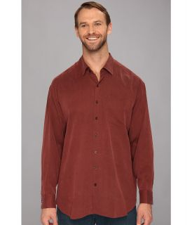 Tommy Bahama Big & Tall Big Tall New Crystal Bay L/S Shirt Mens Long Sleeve Button Up (Red)