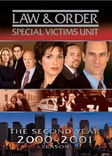 Law & Order Special Victims Unit   The Second Year Movies & TV