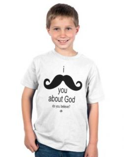 NOTW Must Ask (Youth Boys)   Christian Boys T Shirt   Large Fashion T Shirts Clothing