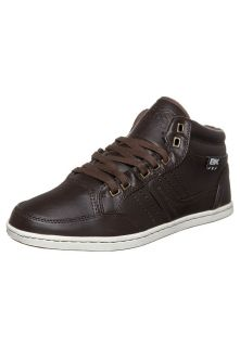 British Knights   RESTYLE   High top trainers   brown