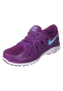 Nike Performance DUAL FUSION RUN 2   Cushioned running shoes   purple