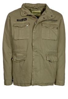 Alpha Industries   COMBAT   Light jacket   oliv