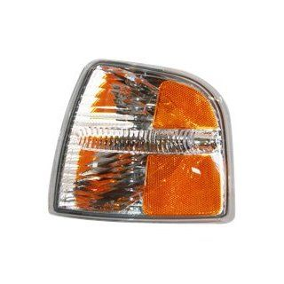 TYC 18 6014 01 Ford Explorer Front Driver Side Replacement Parking/Signal Lamp Assembly Automotive