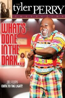 Tyler Perry's What's Done in the Dark   The Play: David Mann, Christian Keyes, Tamela Mann, D'Atra Hicks:  Instant Video