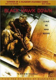 Black Hawk Down: Josh Hartnett, Ewan McGregor, Tom Sizemore, Eric Bana, William Fichtner, Ewen Bremner, Sam Shepard, Gabriel Casseus, Kim Coates, Hugh Dancy, Ron Eldard, Ioan Gruffudd, Ridley Scott, Branko Lustig, Chad Oman, Harry Humphries, Jerry Bruckhei