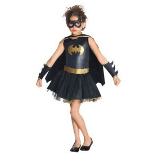 Ecom Batgirl Tutu Toddler Costume