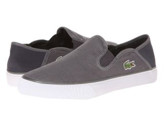 Lacoste Bellevue Slip Aur Mens Shoes (Gray)