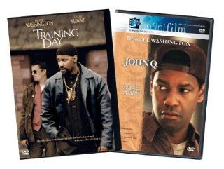 Training Day / John Q: Denzel Washington, Ethan Hawke, Robert Duvall, Scott Glenn, Tom Berenger, Harris Yulin, Raymond J. Barry, Cliff Curtis, Dr. Dre, Snoop Dogg, Macy Gray, Charlotte Ayanna, Antoine Fuqua, Nick Cassavetes, Avram 'Butch' Kaplan, B