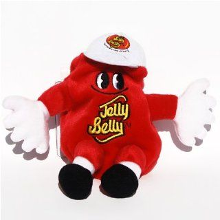 Very Cherry Mr. Jelly Belly Bean Bag Toy (Red)